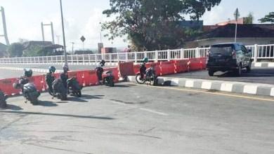 Photo of Akses Masuk Jembatan Teluk Kendari Ditutup Sementara