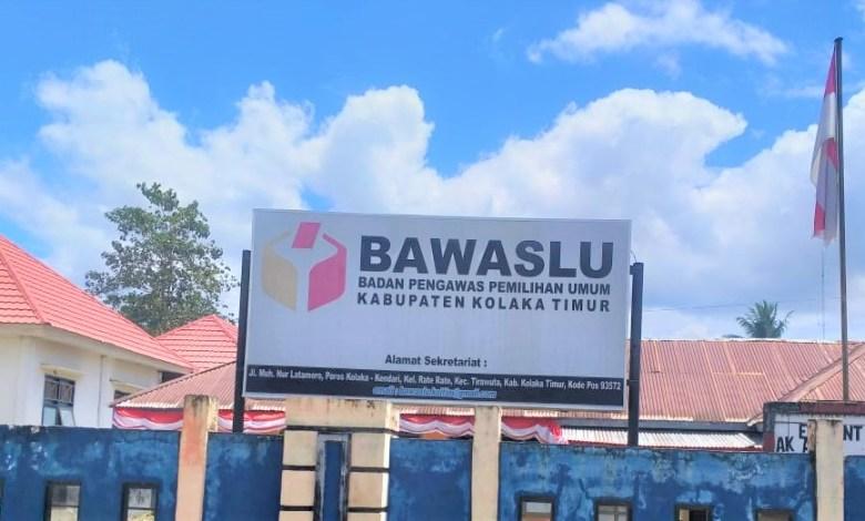 Bawaslu Koltim