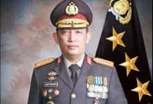 Jenderal Polisi Listyo Sigit Prabowo