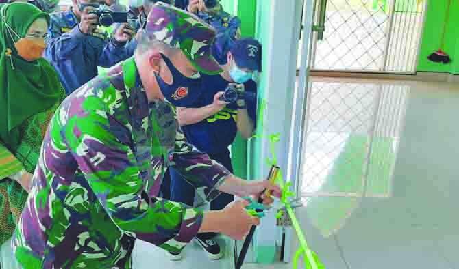 Pangdam Hasanuddin Mayjen TNI Andi Sumangerukka,