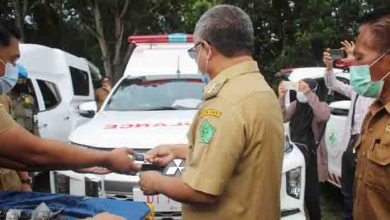 bantuan ambulance