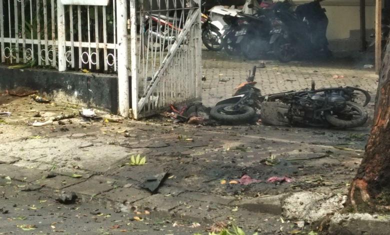 Ledakan di Depan Gereja Katedral Makassar, Pelaku Sempat Nekat Masuk Didalam