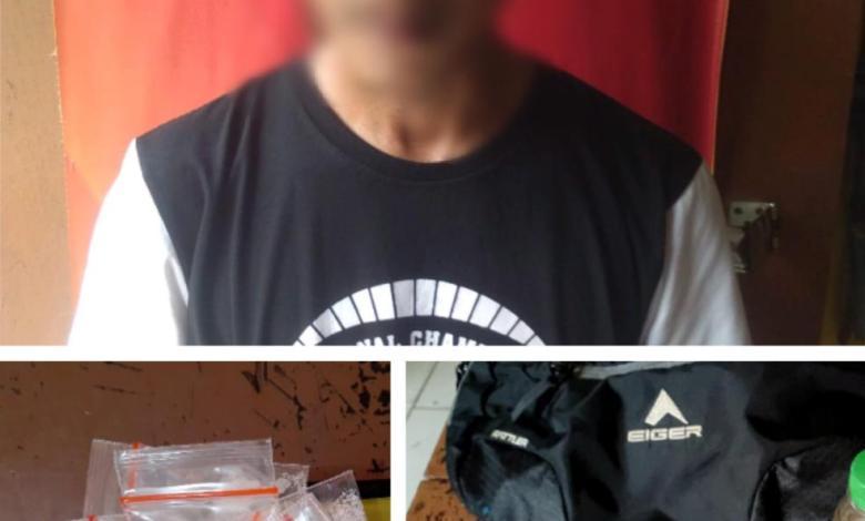 Polisi Kembali Ringkus Sindikat Pengedar Sabu di Muna, Pelaku di Tangkap Dirumah Mertuanya