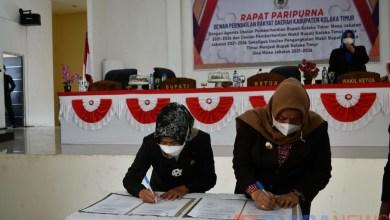 Gelar Rapat Paripurna, DPRD Tunjuk Andi Merya Nur Sebagai Bupati Koltim