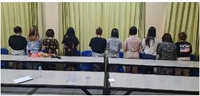 Akibat Bermain Michat, Belasan Remaja di Kendari Diamankan Polisi