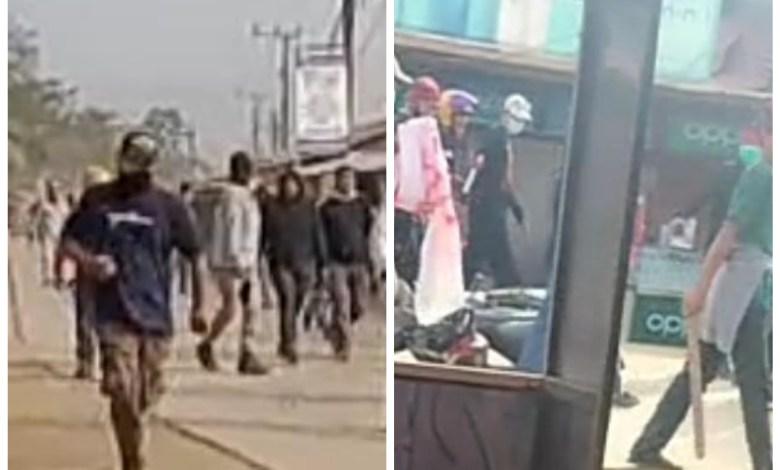 Merasa Ditipu Oleh Perusahaan VDNI, Demo di Morosi Berujung Kacau