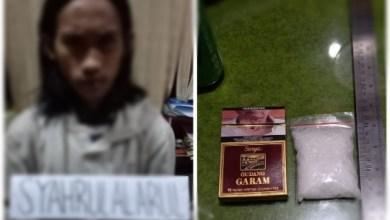 Lagi, Polisi Berhasil Bekuk Pemuda Asal Konsel, Karena Mengaku Sebagai Kurir Narkoba