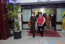 Dirut PT. Thosida Indonesia dan Eks Plt Kadis ESDM Sultra Resmi Ditahan