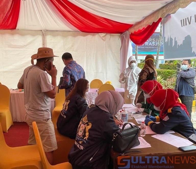 Breaking News: Dua Peserta Munas Kadin Indonesia di Kendari Positif Covid-19