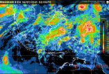 Tak Henti Diguyur Hujan, Walikota: Waspada Potensi Bencana Hidrometeorologi.