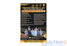 Buka Pendaftaran CPNS Polri, Berikut Jadwal Pelaksanaanya