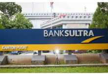 Foto Gedung Bank Sultra