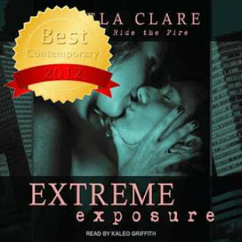 2012 Romantic Suspense Winner: Extreme Exposure by Pamela Clare/ Kaleo Griffith
