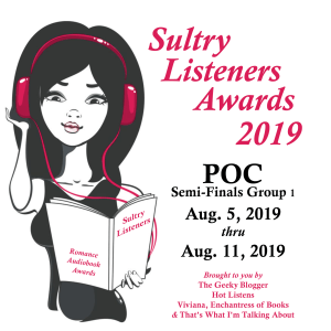 2019 POC #SultryListeners Semi-Finals Sneak Peek Covers and Samples
