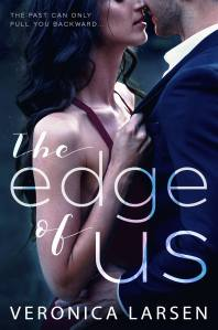 Release Blitz: The Edge of Us by Veronica Larsen