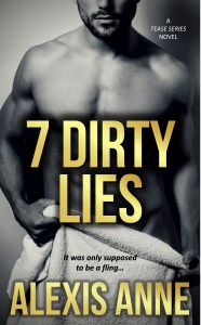 Release Blitz: 7 Dirty Lies by Alexis Anne