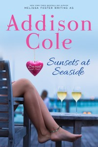 Review: Sunsets at Seaside by Addison Cole