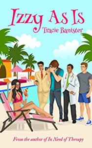 Review: Izzy As Is by Tracie Banister