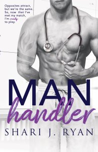 Man Handler by Shari J. Ryan Release Blitz & Review