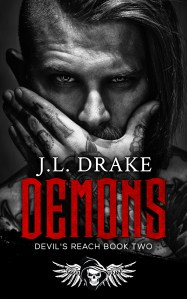Demons by J.L. Drake Blog Tour & Review
