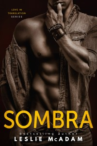 Sombra by Leslie McAdam Release Blitz & Review