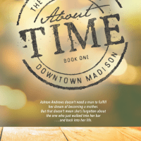 About Time by B. Cranford Release Blitz & Review