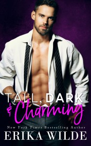 Tall, Dark and Charming by Erika Wilde Blog Tour
