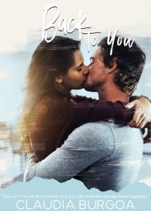 Back to You by Claudia Burgoa Blog Tour & Review