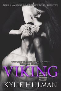 Viking by Kylie Hillman Blog Tour & Review
