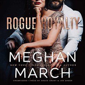 Audio Review: Rogue Royalty by Meghan March