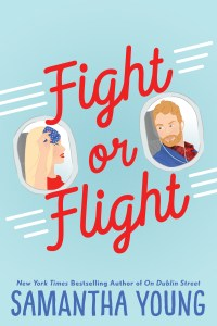 FIGHT OR FLIGHT by Samantha Young Release & Review