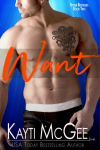 Want by Kayti McGee Blog Tour & Review