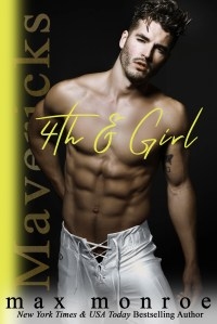4th of Girl by Max Monroe Blog Tour & Review