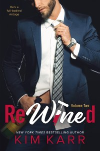 ReWined 2 by Kim Karr Release Blitz & Review