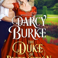 The Duke of Distraction by Darcy Burke Blog Tour | Review
