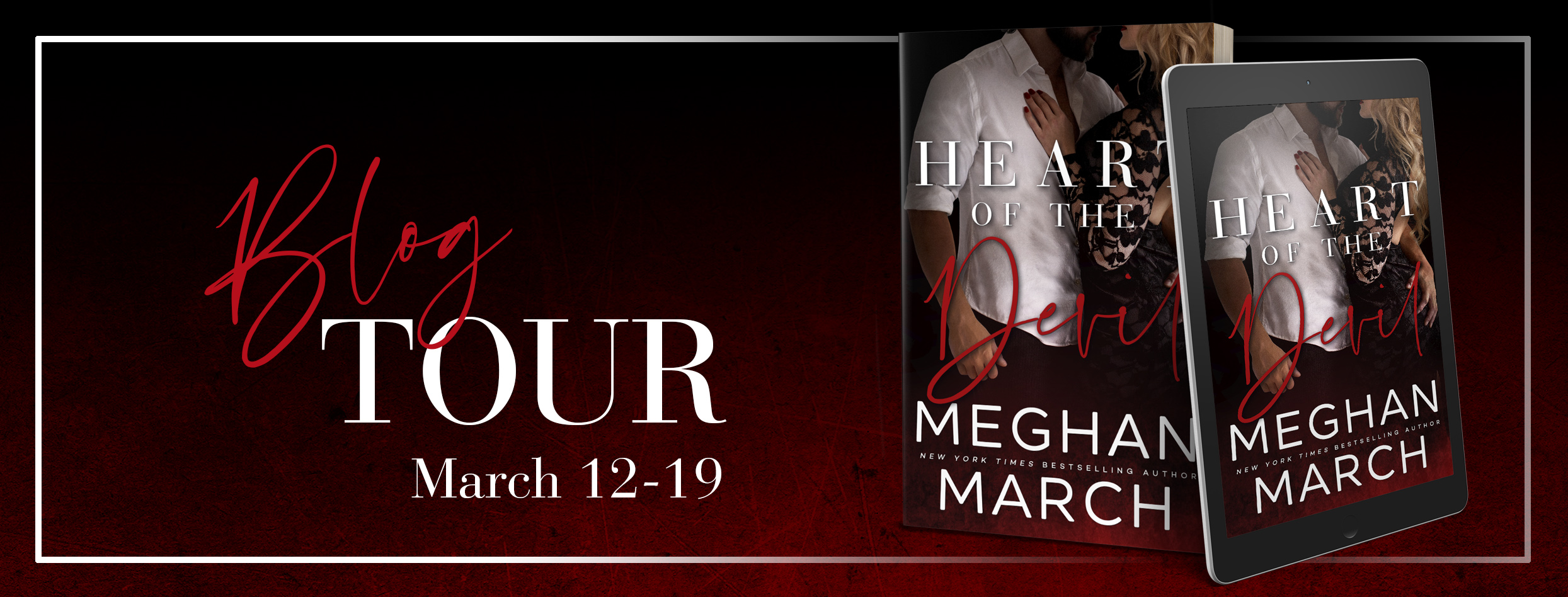 Heart of the Devil Blog Tour
