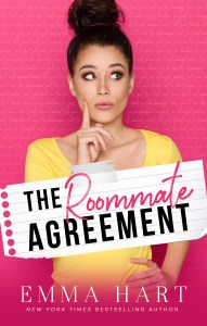The Roommate Agreement by Emma Hart Blog Tour