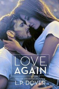 Love, Again by L.P. Dover Release & Review