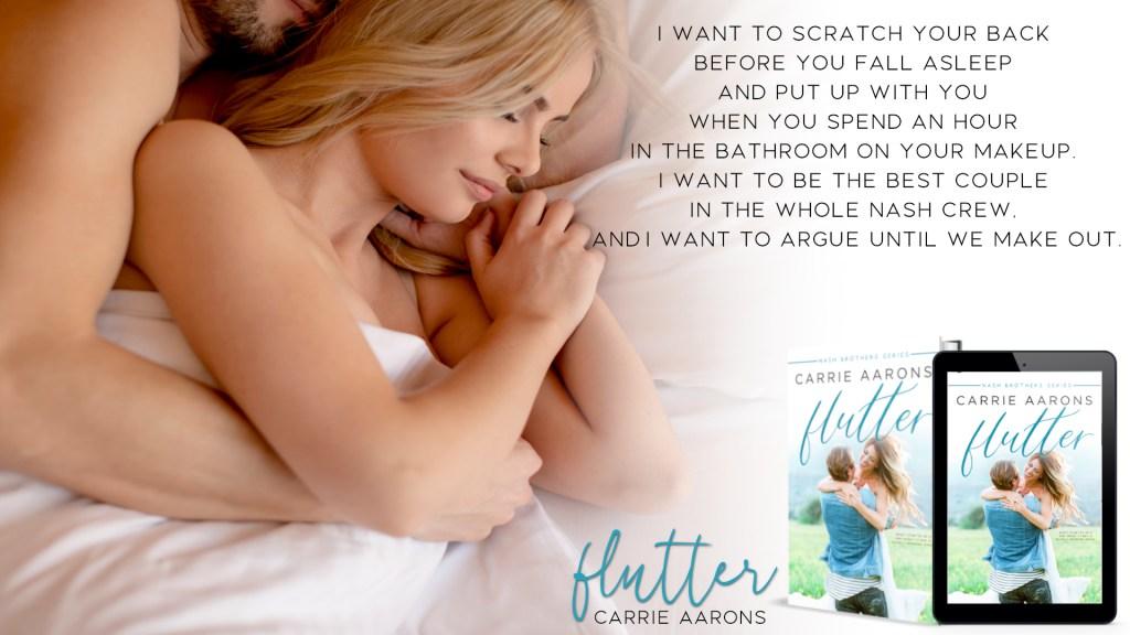 Flutter by Carrie Aarons Teaser