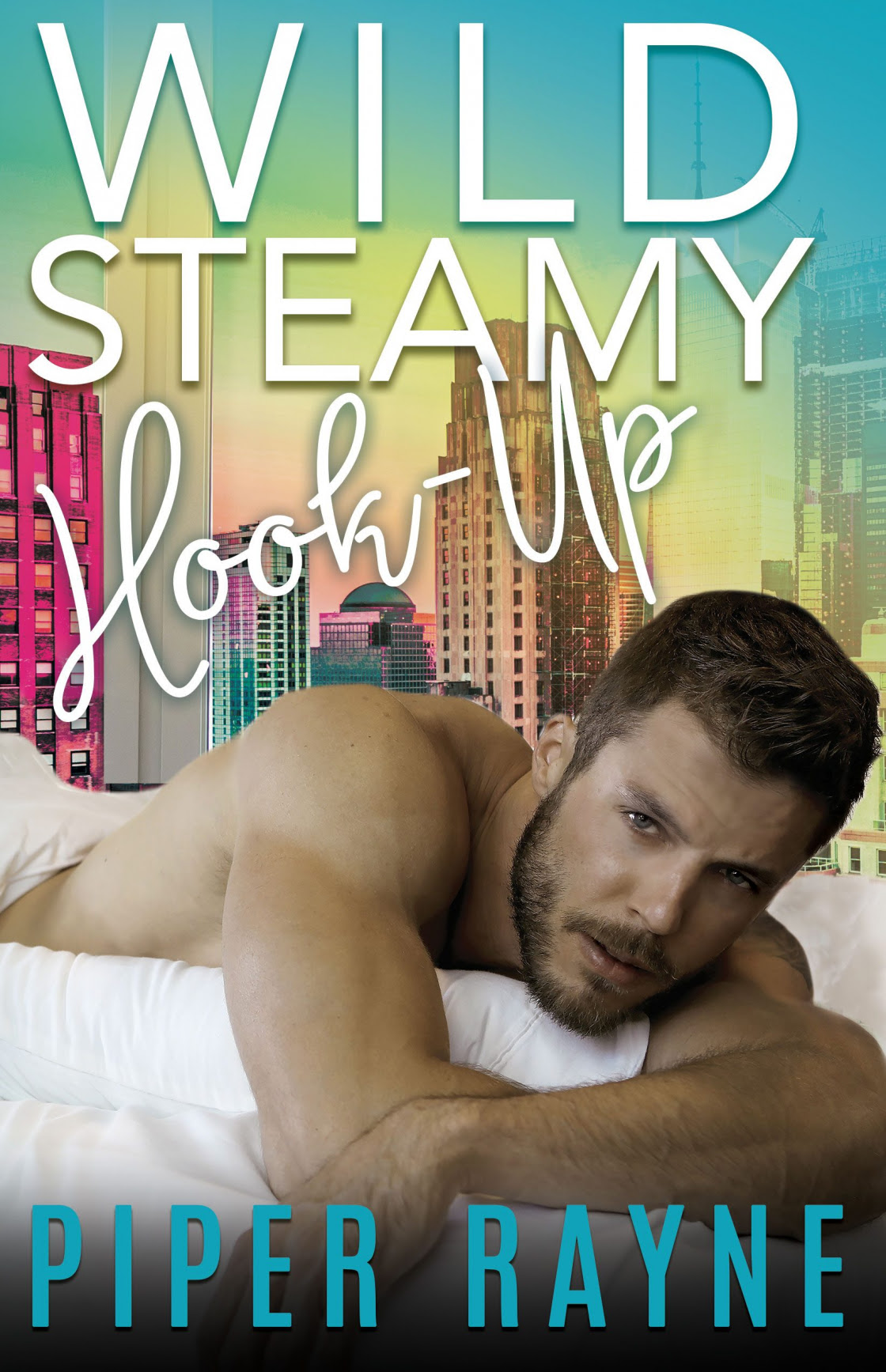 Wild Steamy Hook Up by Piper Rayne Release Blitz & Review