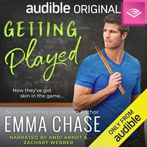 Audio Review: Getting Played by Emma Chase