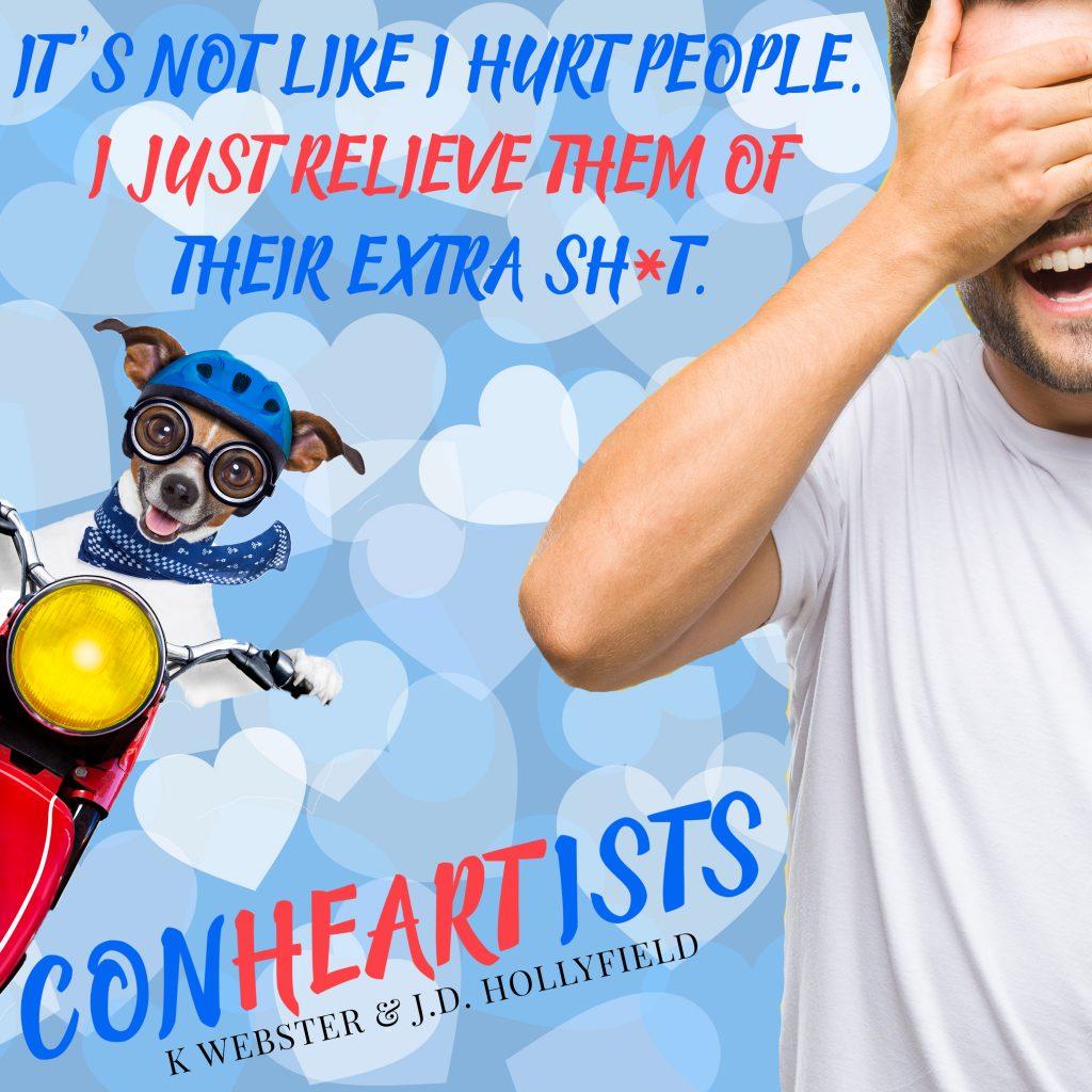 Conheartist 3