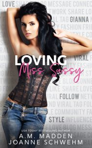 Loving Miss Sassy by A.M. Madden & Joanne Schwehm Release & Review