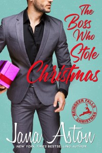 The Boss Who Stole Christmas by Jana Aston Release & Review