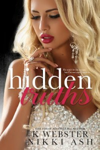 Hidden Truths by K. Webster & Nikki Ash Release & Review