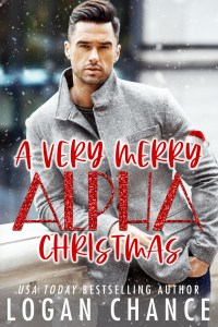 A Very Merry Alpha Christmas by Logan Chance Release & Review