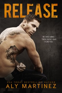 Release by Aly Martinez Cover Reveal