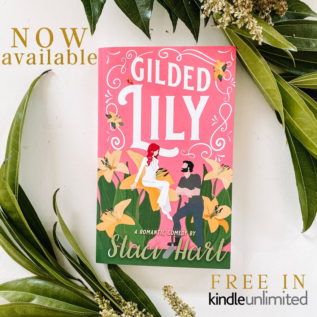 Gilded Lily by Staci Hart Now Live