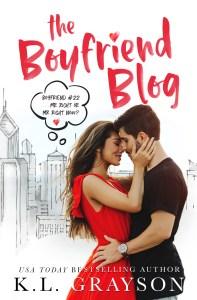 The Boyfriend Blog by K.L. Grayson Blog Tour   Review