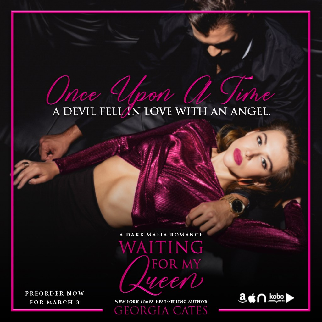 Waiting for my Queen by Georgia Cates